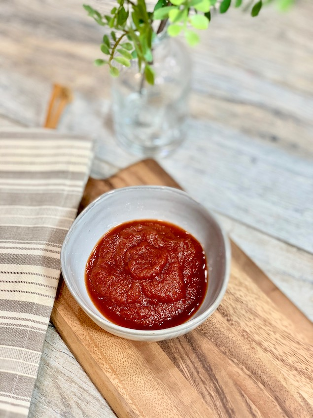 Homemade BBQ Sauce Without Ketchup