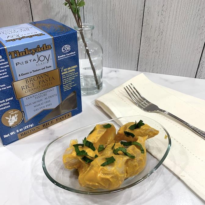 gluten free jumbo pasta shells