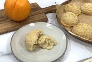 gluten free vegan scones