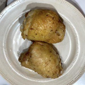 air fryer chicken things red wine vinegar marinade