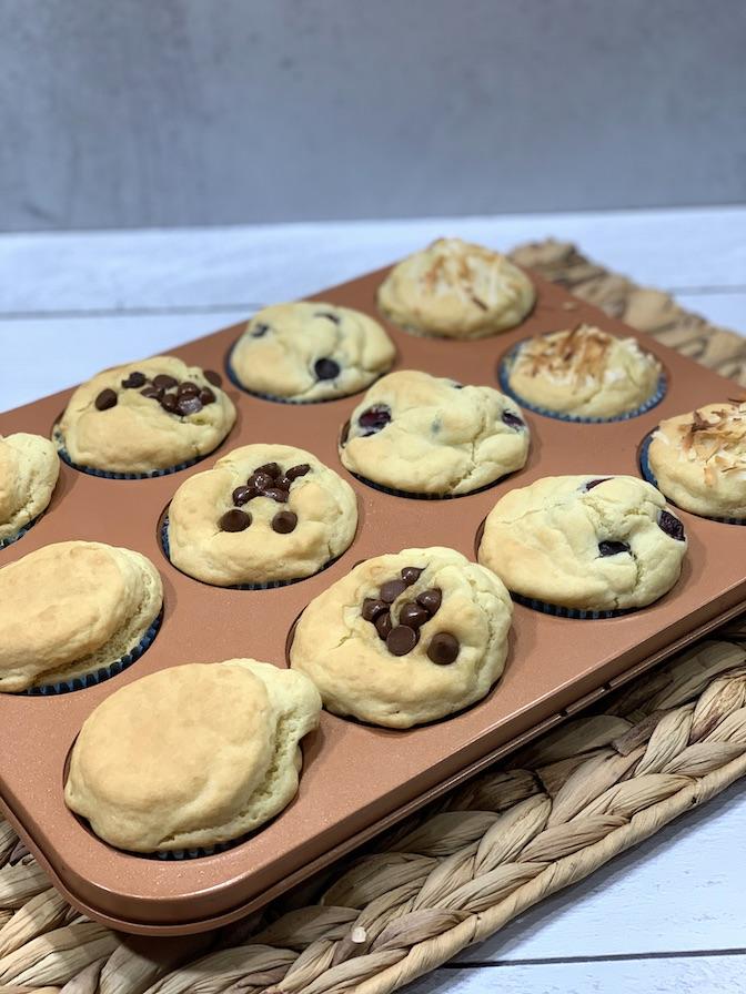 can you bake pancakes muffin pan