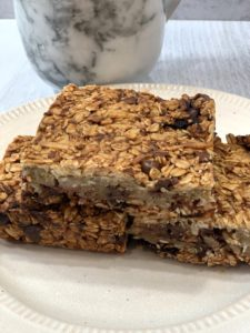 gluten free bar recipe oats