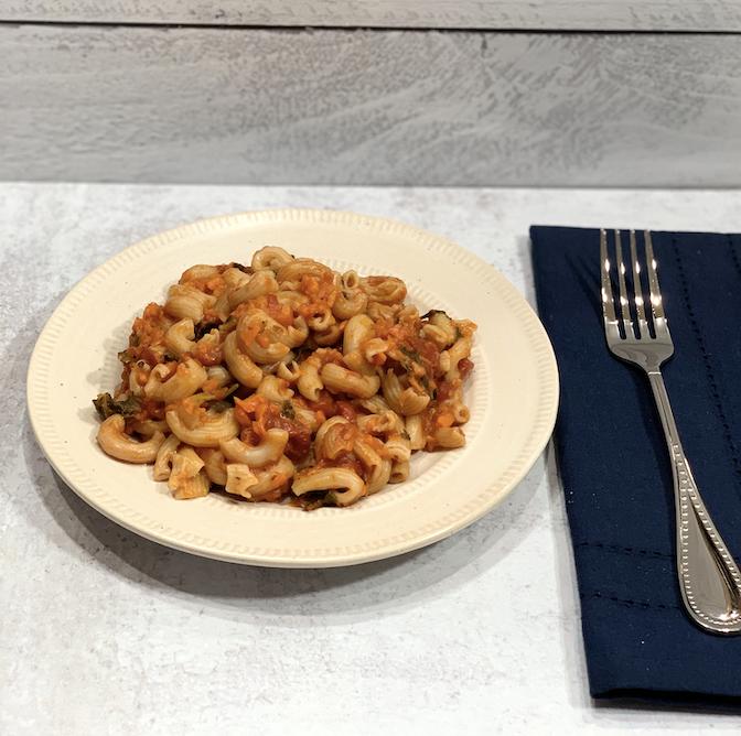gluten free family pantry meal instant pot vegan pasta