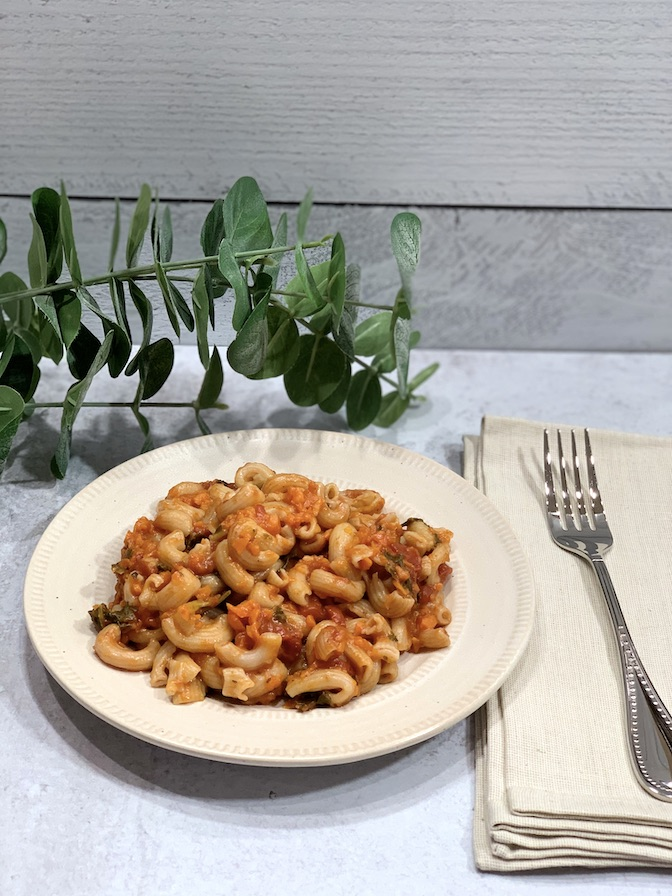 vegan gluten free pasta bolognese family pantry meal
