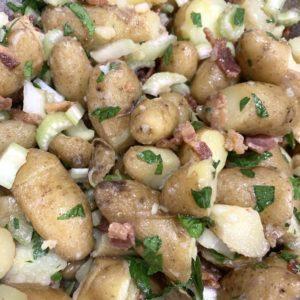 German potato salad no mayo instant pot gluten free
