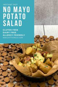 potato salad no may instant pot gluten free dairy free