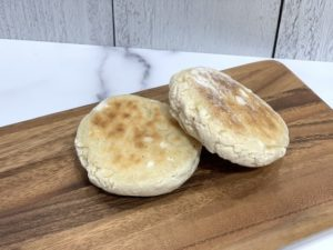 gluten free vegan english muffins