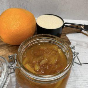 instant pot orange marmalade vegan recipe