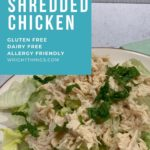 Italian shredded chicken instant pot