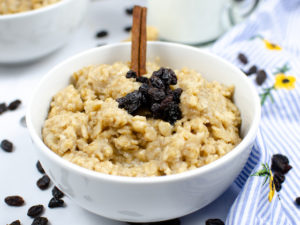 brown sugar cinnamon oatmeal recipe
