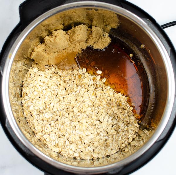 brown sugar oatmeal recipe