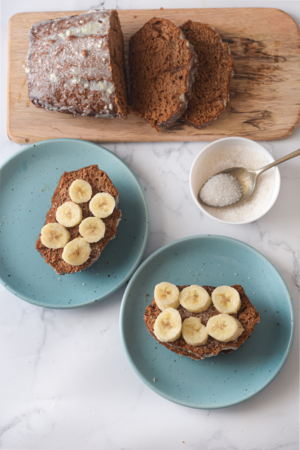 gingerbread cake gluten and dairy free