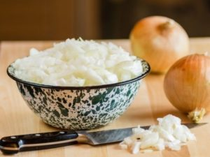 food allergy substitute for onions