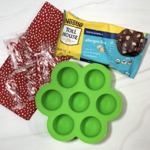 what do you need to make hot chocolate bombs