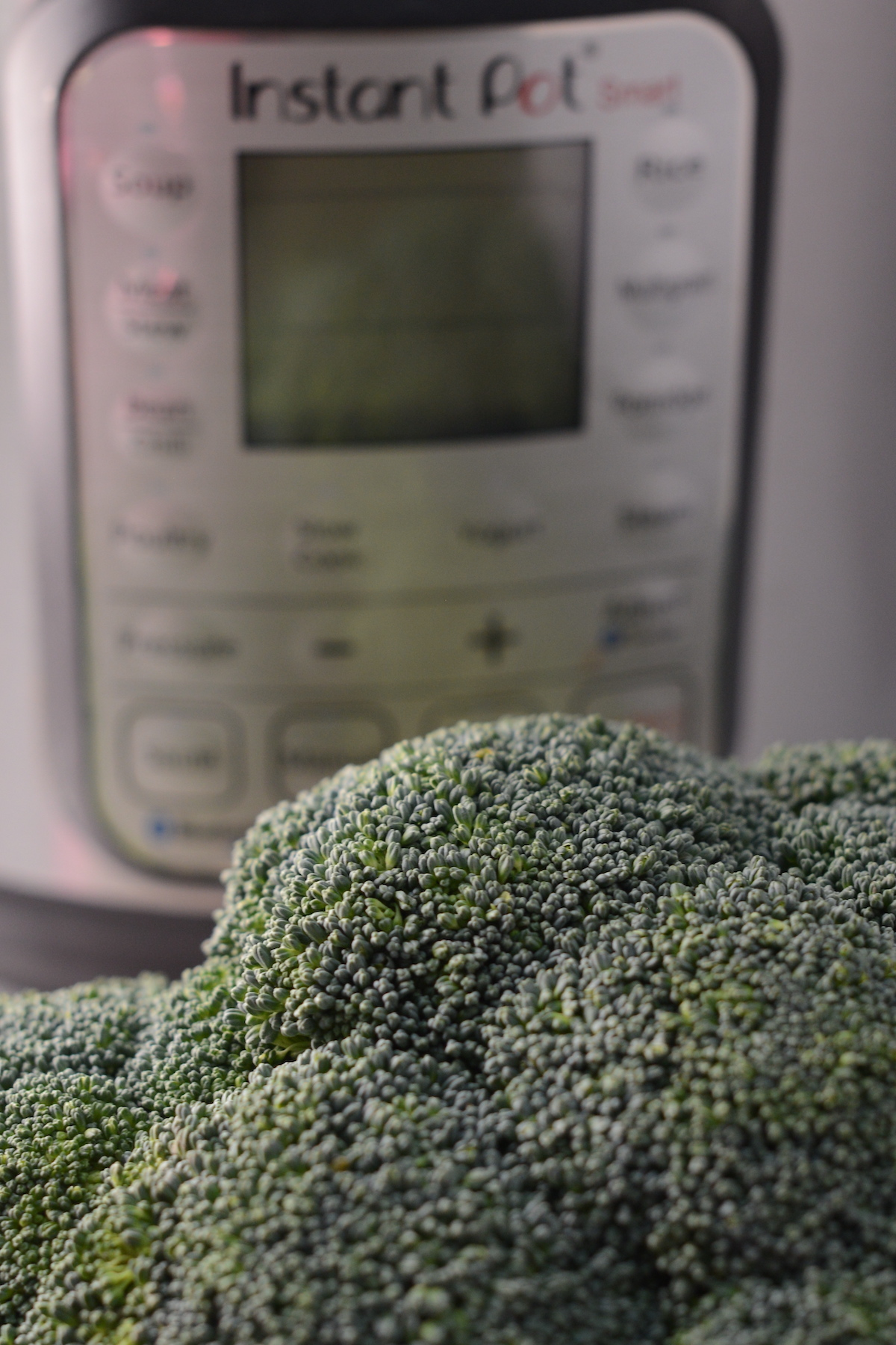 broccoli and instant pot