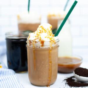 dairy free vegan Frappuccino