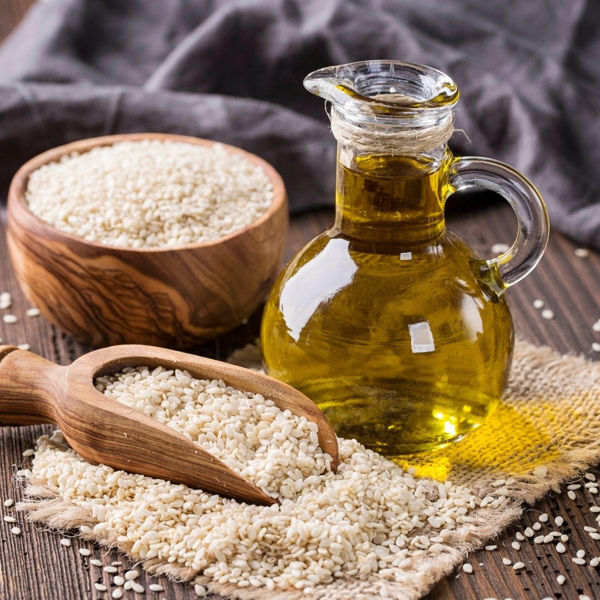 substitute for sesame oil