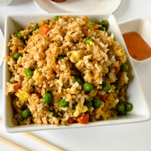 fried rice without soy sauce