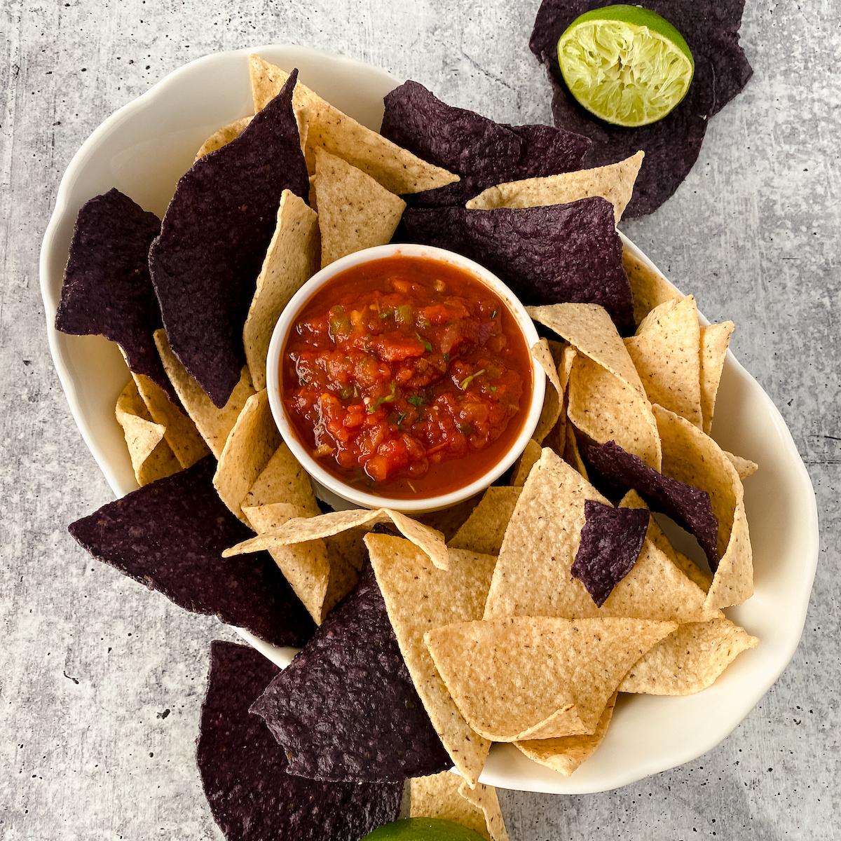 Vitamix salsa recipe